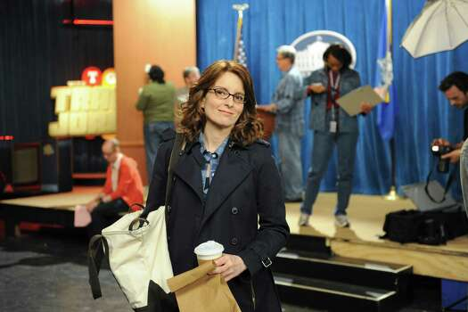 "Best performance by an actress in a television series - musical or comedy:Tina Fey, ""30 Rock"" Photo: Ali Goldstein / 2012 NBCUniversal, Inc."