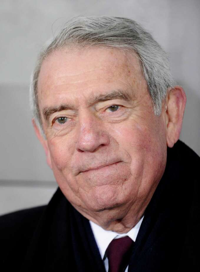 """Dan Rather Houston native Dan Rather got his start in the TV business in the late 1950s and early 19760s at Channel 13 and Channel 11, where his coverage of Hurricane Carla in 1961 caught the eye of CBS News executives. He anchored the CBS Evening News from 1981 through 2005 and now hosts """"Dan Rather Reports"""" on AXS TV. Photo: Peter Kramer / KRAPE"""