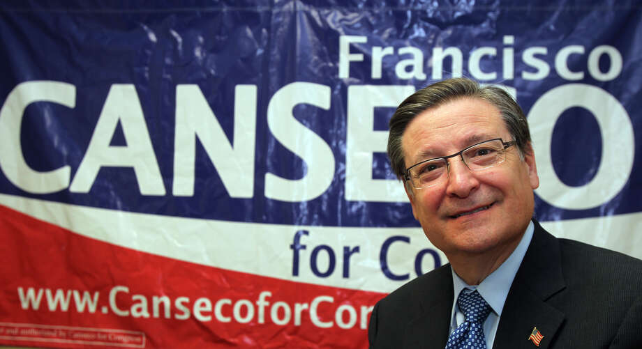 "Francisco ""Quico"" Canseco is running for the 23rd Congressional District against Democratic incumbent Ciro Rodriguez. (Thursday October 7, 2010) Photo: John Davenport, San Antonio Express-News / jdavenport@express-news.net"