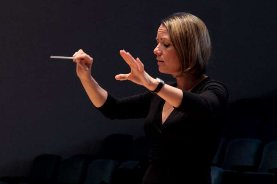 Christine R. Howlett, director of choral activities at Vassar College, will conduct the Fairfield County Chorale at its season finale Saturday, May 5, in Norwalk. Photo: Contributed Photo