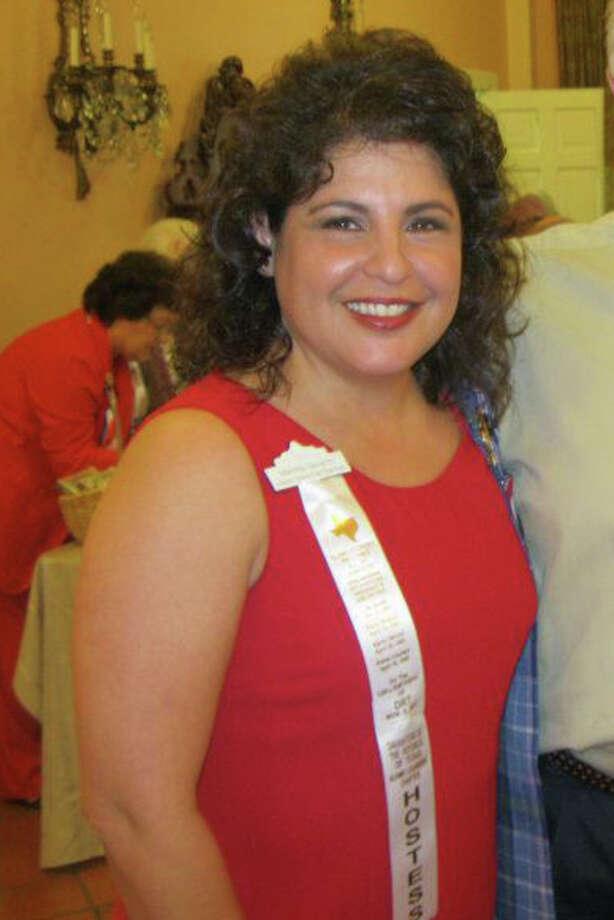 Melinda Tomerlin Navarro is the new interim executive administrator at the Alamo. Photo: COURTESY PHOTO