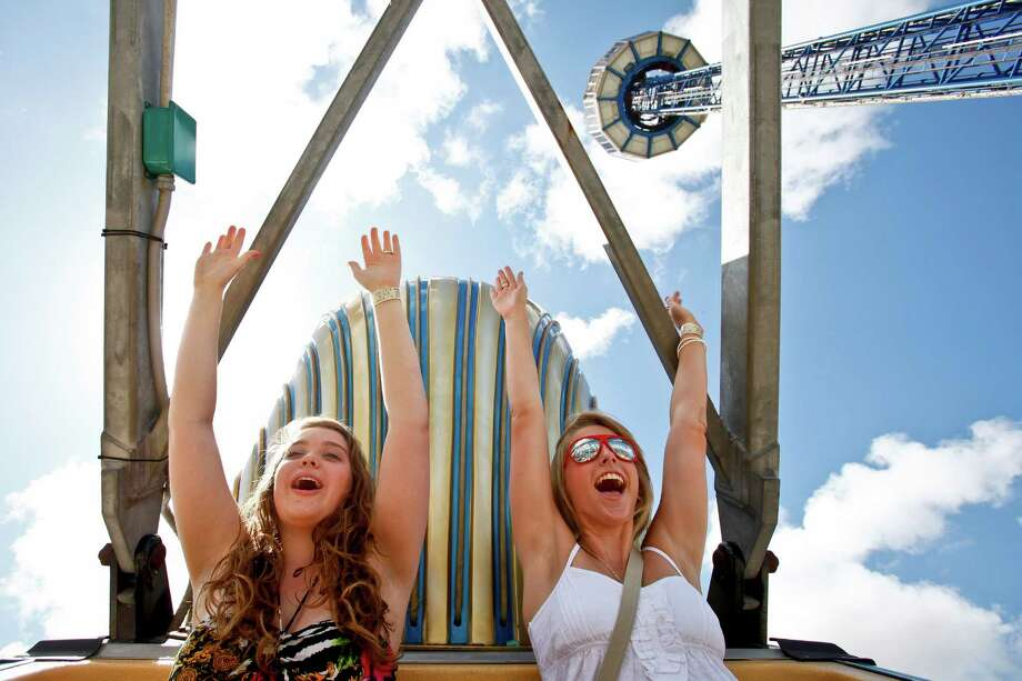 Kemah Boardwalk in League City has rides, games and  fun for adults as well. Kemah Boardwalk215 Kipp Avenue  Kemah, TX 77565 Photo: Michael Paulsen / © 2011 Houston Chronicle
