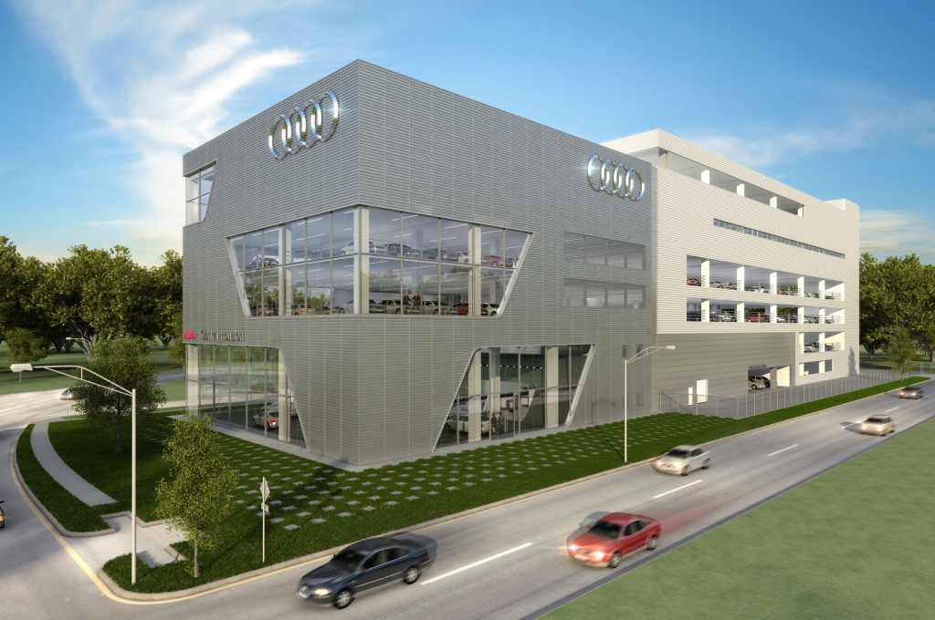 Story Audi Dealership On Greenbriar To Be Among The Largest In - Momentum audi