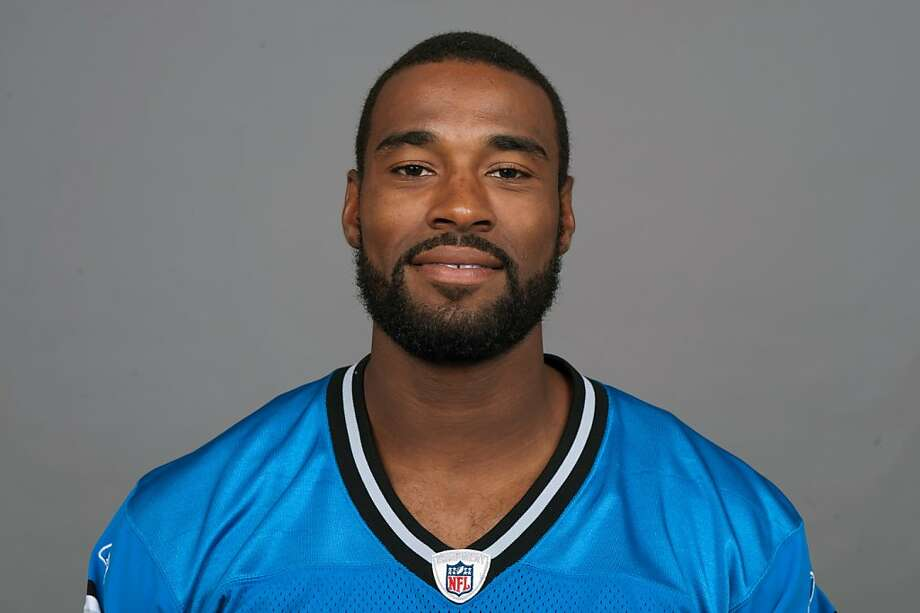 FILE - This 2011 file photo showing Detroit Lions NFL player Calvin Johnson. The Lions have signed Johnson to a new eight-year contract worth up to $132 million, making him the highest paid receiver in the NFL. The team announced the signing Wednesday, March 14, 2012. (AP Photo/File) Photo: Anonymous, Associated Press