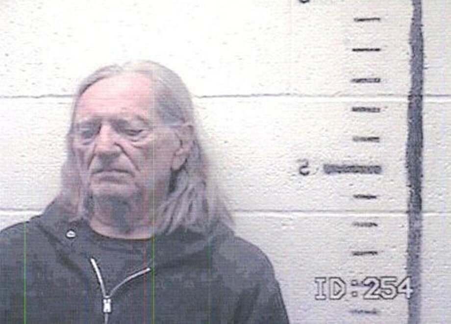 Willie Nelson (2010): The country singer was charged with marijuana possession in Texas.