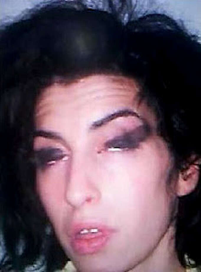 Amy Winehouse (2008): She was arrested in London on suspicion of drug possession. That's right, suspicion.