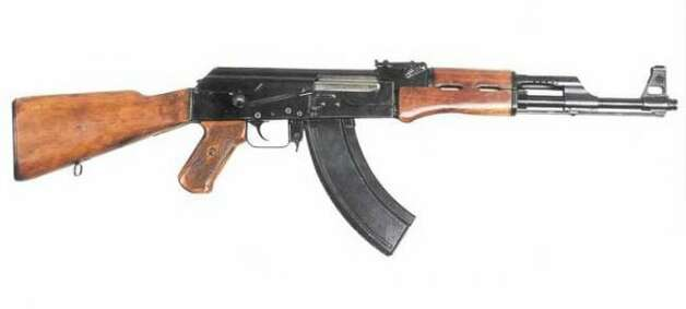 The AK-47 type rifle (ATF)