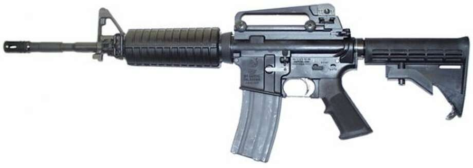 The AR-223 type rifle (ATF)