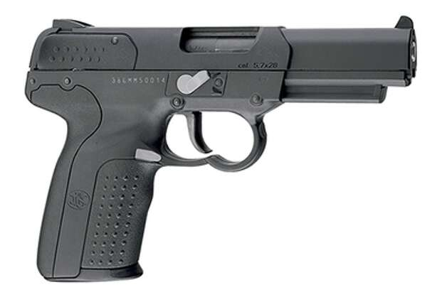 The FN-57 pistol (ATF)