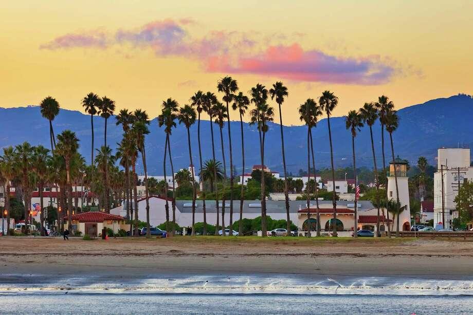 5. Santa Barbara, California Photo: Sergey Borisov, Fotolia / Copyright: Sergey Borisov
