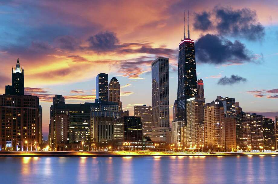 """#13: Chicago, IL. The Daily Beast's """"America's Greenest Cities 2012."""" Photo: Fotolia / rudi1976 - Fotolia"""