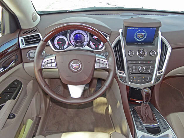 2012 Cadillac SRX (photo by Dan Lyons) / copyright: Dan Lyons - 2012