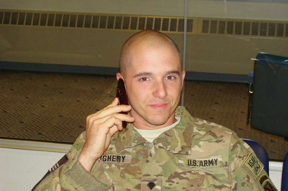 Sgt. M. Joshua Ryan Laughery, 27, a Houston native who graduated from Windfern High School in the Cypress-Fairbanks Independent School District, will be receiving a Silver Star. He serves as a squad leader in a heavy weapons platoon with Delta Company, 2nd  Battalion, 4th Infantry, at Fort Polk in Louisiana. The 4th Infantry is part of the 4th Brigade Combat Team, 10th  Mountain Division. The Silver Star is the military's third-highest combat decoration for valor in the face of the enemy. The medal will be  presented to Laughery during a ceremony at Fort Polk on Tuesday, May 1.