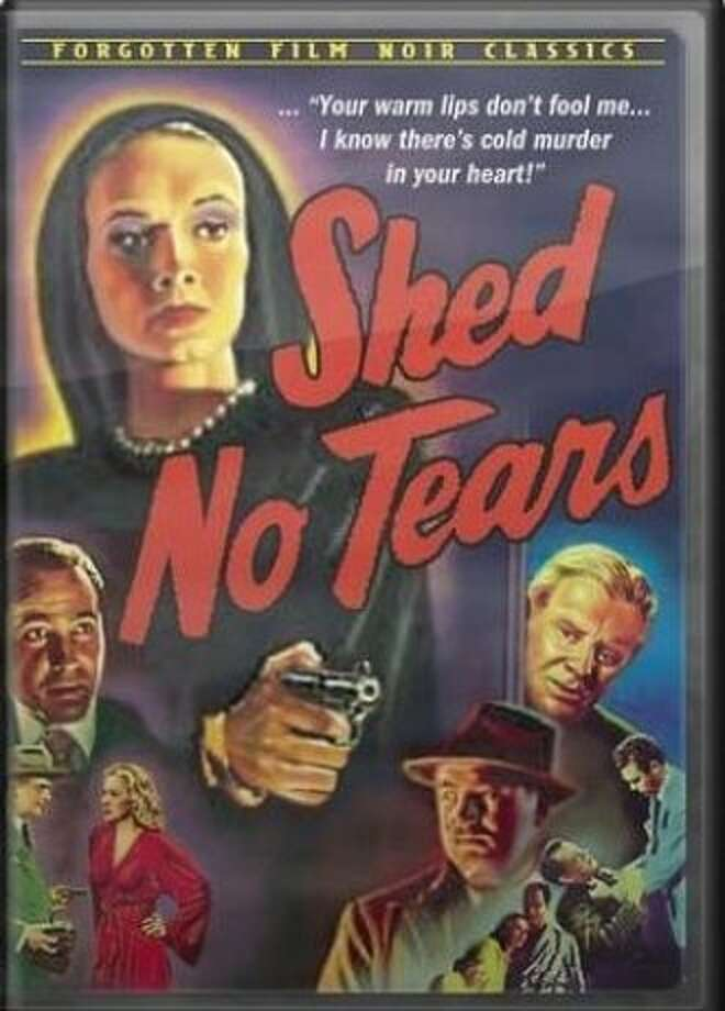 dvd cover SHED NO TEARS Photo: Alpha Home Entertainment, Amazon.com