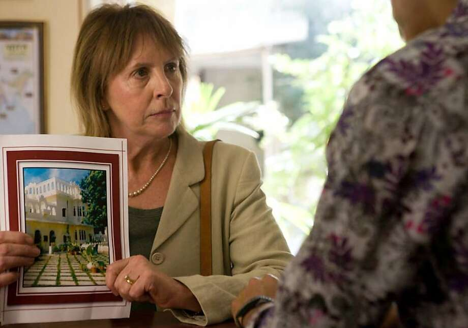 "Penelope Wilton in ""The Best Exotic Marigold Hotel"" Photo: Ishika Mohan, Fox Searchlight"