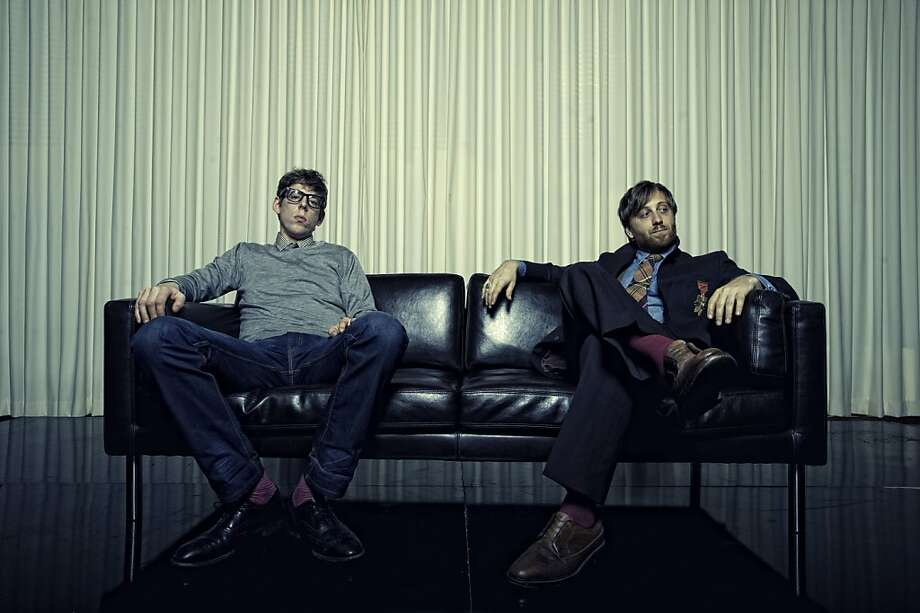 The Black Keys: Patrick Carney and Dan Auerbach Photo: Sacks And Co.