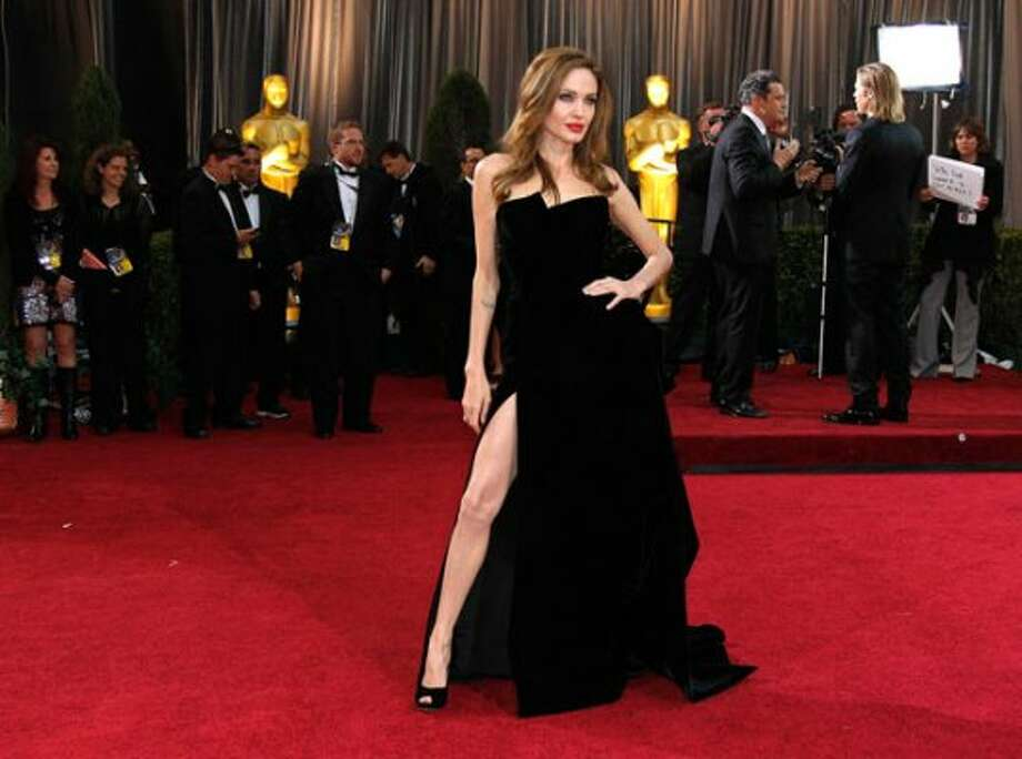 Your dress should make you appear as if all your appendages are still attached to your body. (AP/HC)