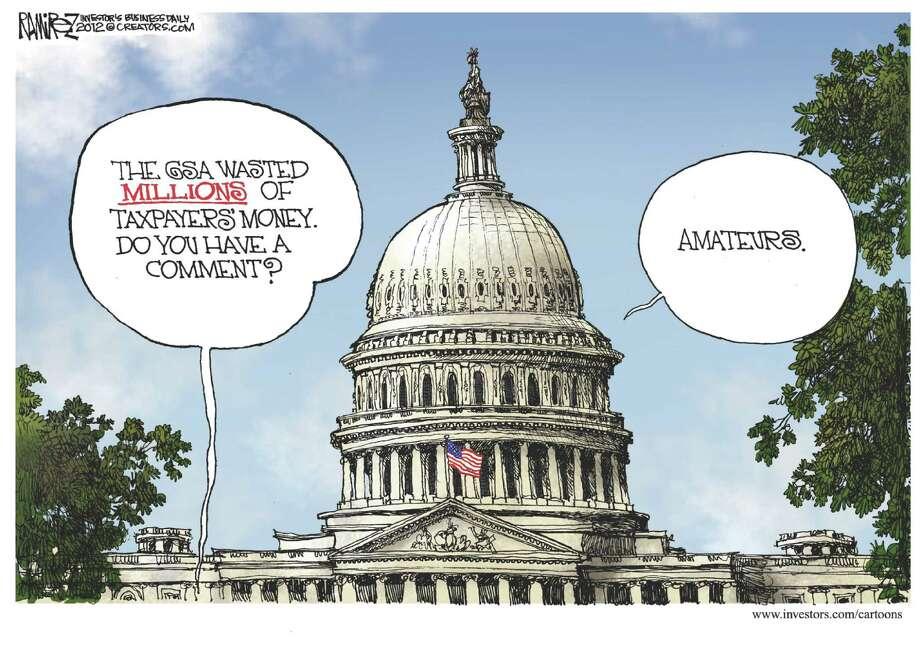 Washington waste