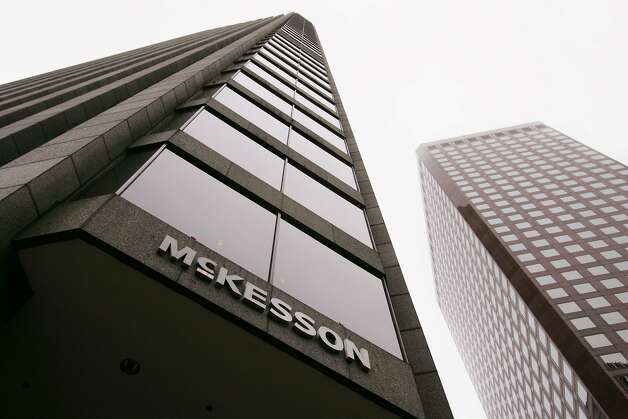 McKesson Corp. will acquire PSS World's distribution of products to doctors and care homes. Photo: Paul Sakuma, AP