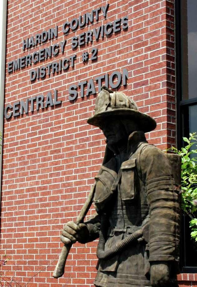 Central Fire House, Lumberton Photo: David Lisenby, HCN_Fire House