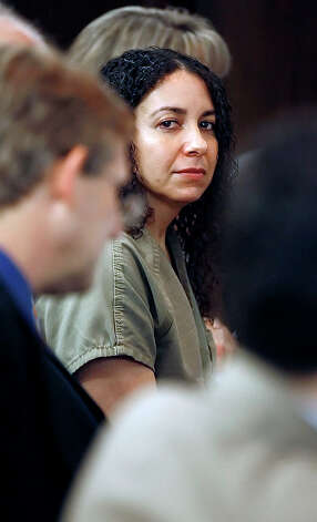 Hannah Overton was convicted of murder five years ago. Photo: AP Photo / Corpus Christi Caller-Times, Todd Yates
