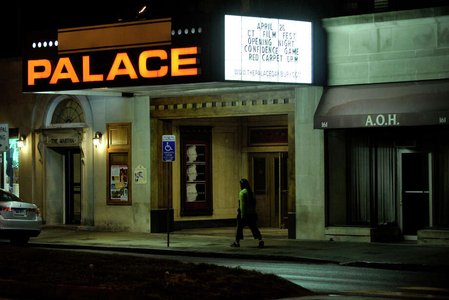 The Palace Theatre on Main Street in Danbury, Conn., during opening night of the Connecticut Film Festival on Thursday, April 26, 2012. Photo: Jason Rearick / The News-Times