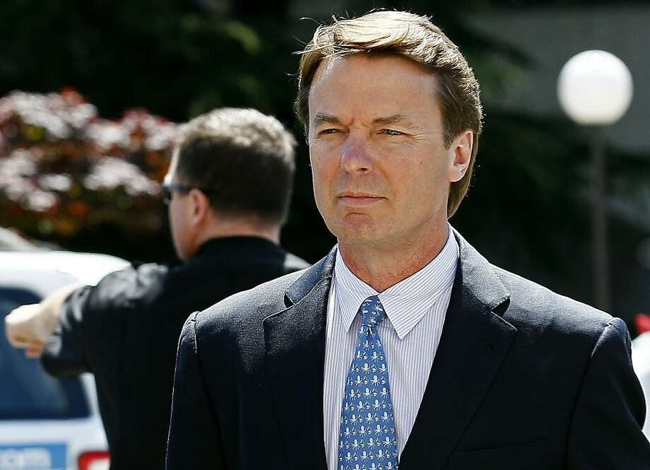 In this April 12, 2012, file photo, former presidential candidate and U.S. Sen. John Edwards arrives outside federal court in Greensboro, N.C.  Andrew Young retook the witness stand for a fourth straight day at Edwards' criminal trial in a North Carolina courthouse over accused campaign finance violations on Thursday, April 26, 2012. The former aide was the first witness called by the prosecution and is key to making the government's case that Edwards directed a scheme to use nearly $1 million in secret payments from two wealthy donors used to help hide his pregnant mistress as he campaigned for the White House in 2008.  Edwards has pleaded not guilty to six criminal counts and faces up to 30 years behind bars if convicted. Photo: Gerry Broome, Associated Press