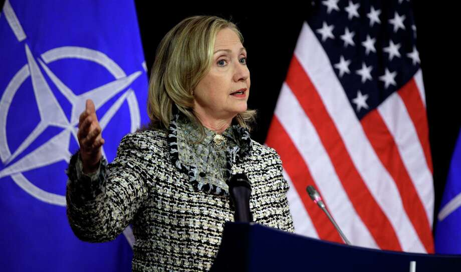 U.S. Secretary of State Hillary Clinton's emphasis on technology is changing the way the State Department conducts diplomacy. Photo: Associated Press