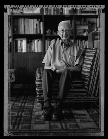 "Dr. Harvey Akio Itano, 85, photographed at his home on March 7, 2007 in La Jolla, Calif. was a co-discover of the genetic cause of sickle cell anemia while working with  Dr. Linus Pauling at Cal Tech in 1949. Locked behind barbed wire fences at the Walerga Assembly Center the top student at UC Berkeley was unable to graduate with his classmates but at the commencement exercises President Robert Gordon Sproul said, "" he cannot be with us today. His country called his elsewhere."" Itano was interned at Tule Lake Interment camp and was the first student able to continue his studies and left camp for the St. Louis Medical School on July 4, 1942. Itano passed away May 8, 2010 at age 89. Photo: Paul Kitagaki Jr."