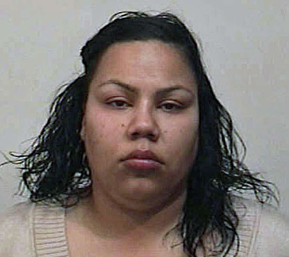 Viviana Nieves, of Bridgeport, is facing larceny charges. Photo: Contributed Photo / Fairfield Citizen