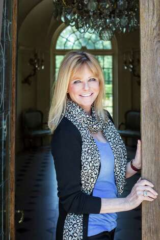 "Cheryl Tiegs, one of the most recognizable models of the 1980s, says it's her ""duty and responsibility"" to give back. Photo: Michael Paulsen, Houston Chronicle / © 2012 Houston Chronicle"