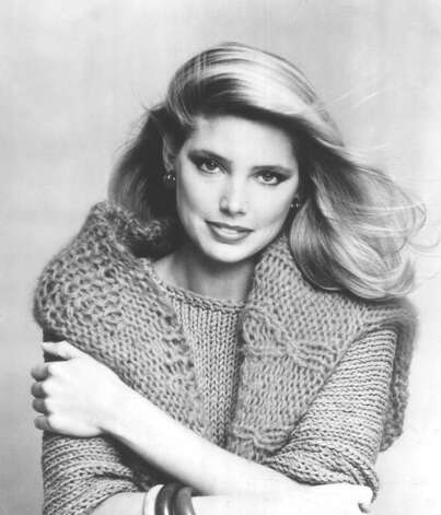 Kelly Emberg (shown in 1980) says she had no interest in modeling — until her mother got her work making $75 an hour.