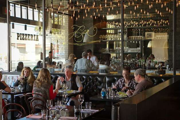 Redd Wood Restaurant in Yountville, Calif. Photo: John Storey, Special To The Chronicle