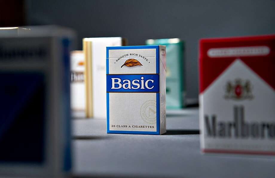 Some tobacco companies are using global trade rules to skirt nations' marketing limitations. Photo: Daniel Acker, Bloomberg