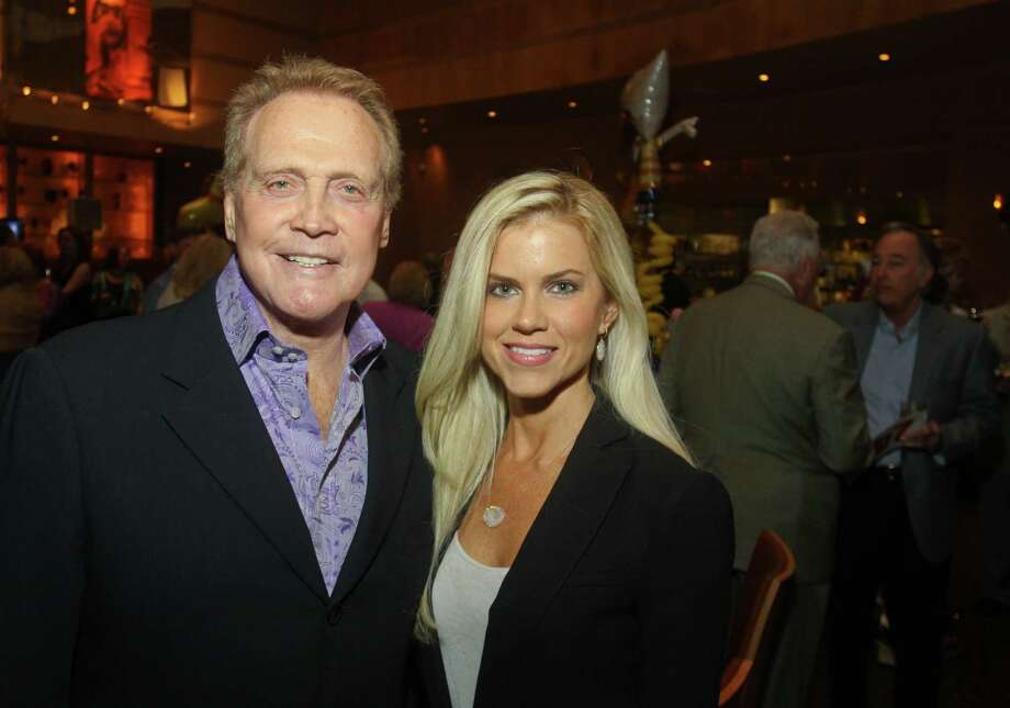 Actor Lee Majors, who spoke at the WorldFest gala, and his wife Faith have moved to Houston. Photo: Gary Fountain / Copyright 2012 Gary Fountain.