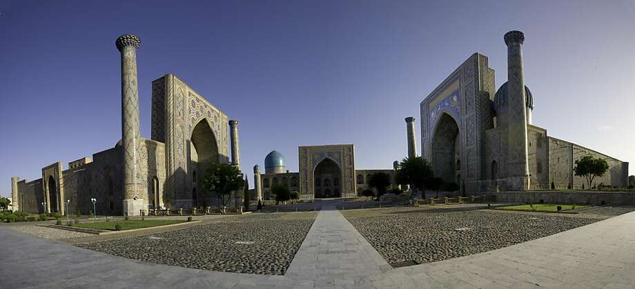 Golden Road to Samarkand Photo: Silk Road Treasure Tours