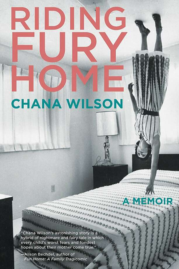 """Riding Fury Home,"" by Chana Wilson"