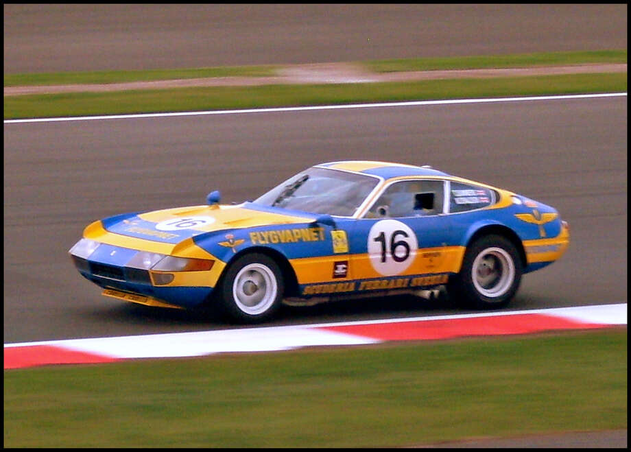1974 Ferrari 365 GTB/4 Daytona (Flickr/elstro_88)  (The cars on this list were taken from public records. All photos are of the car's model but not the actual car.) Photo: Contributed Photos