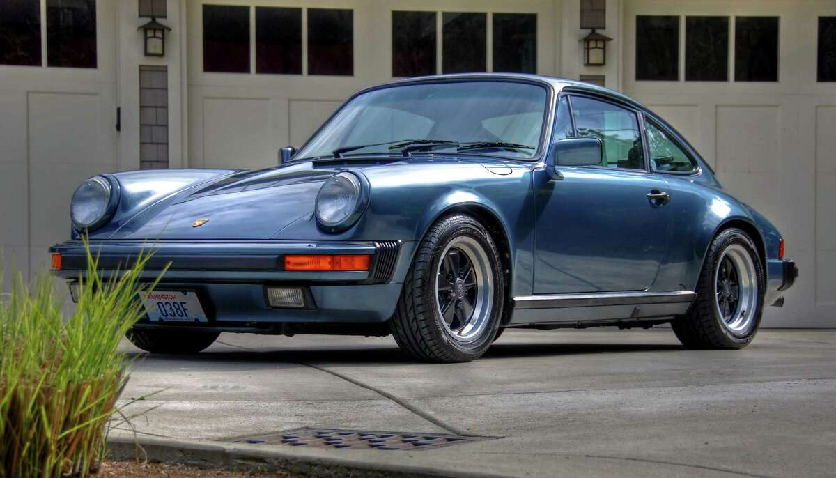 1988 Porsche 911 Carrera Coupe (Flickr/ t i g) (The cars on this list were taken from public records. All photos are of the car's model but not the actual car.)