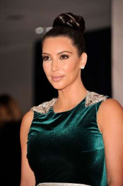 Kim Kardashian  (Stephen Lovekin / Getty Images)