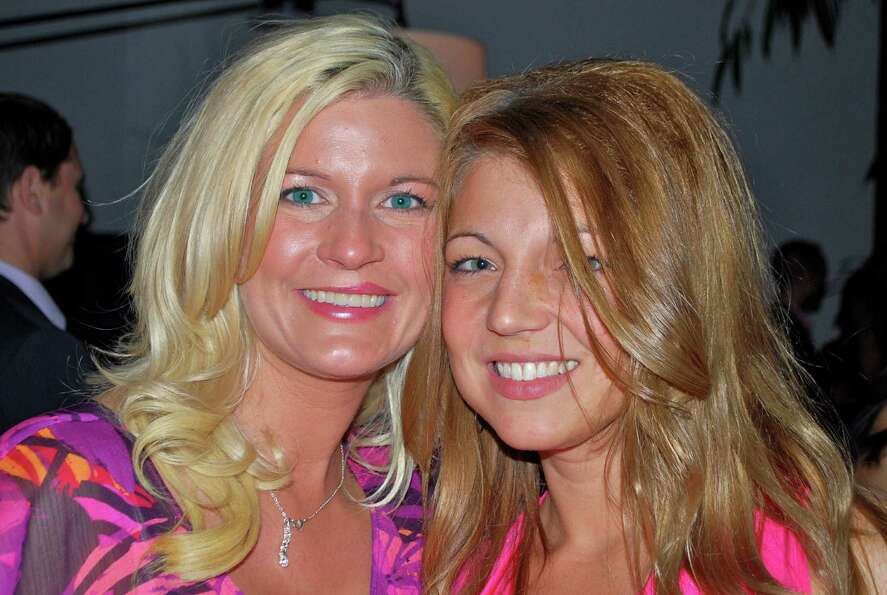 Were you Seen at the annual Pink Party, a fundraiser for The Leukemia & Lymphoma Society, in downtow