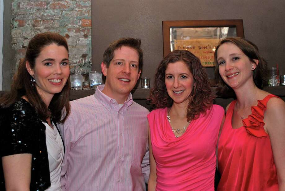Were you Seen at the annual Pink Party, a fundraiser for The Leukemia & Lymphoma Society, in downtown Albany on Saturday, April 28, 2012? Photo: Silvia Meder Lilly