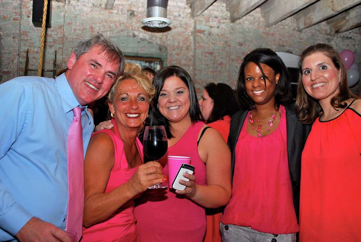 Were you Seen at the annual Pink Party, a fundraiser for The Leukemia & Lymphoma Society, in downtown Albany on Saturday, April 28, 2012?