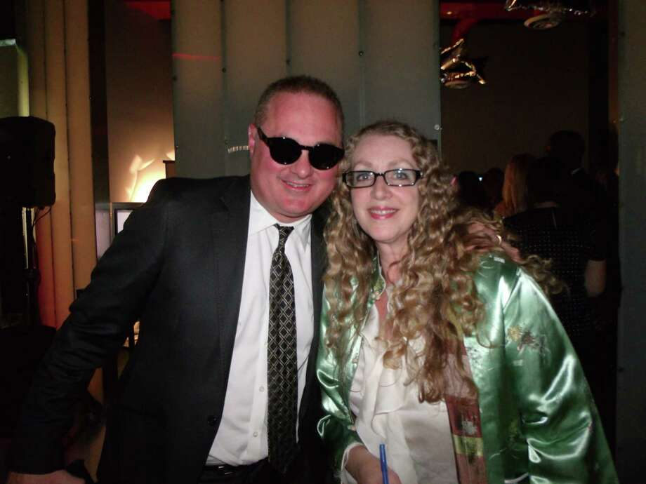 Were you SEEN at the WAC Warhol Ball Tribute to Gary Cosgrave on April 28th, 2012 in Norwalk? Photo: Todd Tracy / Connecticut Post