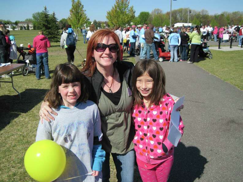 Were you Seen at the March of Dimes' March for Babies walk at The Crossings in Colonie on Sunday, Ap
