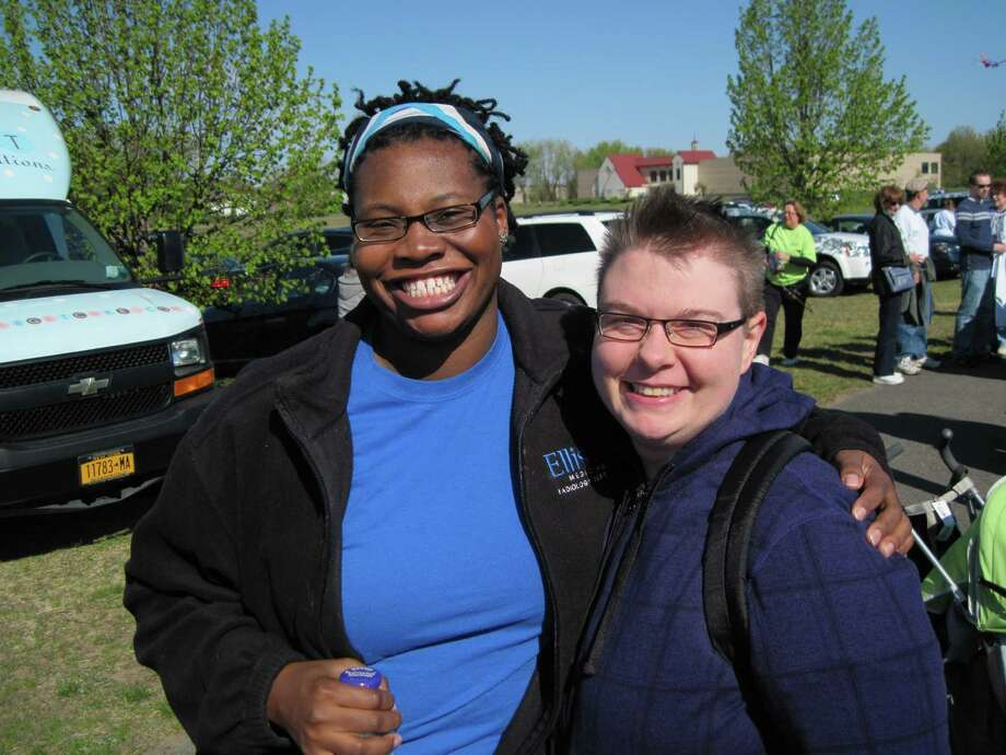 Were you Seen at the March of Dimes' March for Babies walk at The Crossings in Colonie on Sunday, April 29, 2012? Photo: Kristi Gustafson Barlette/Times Union