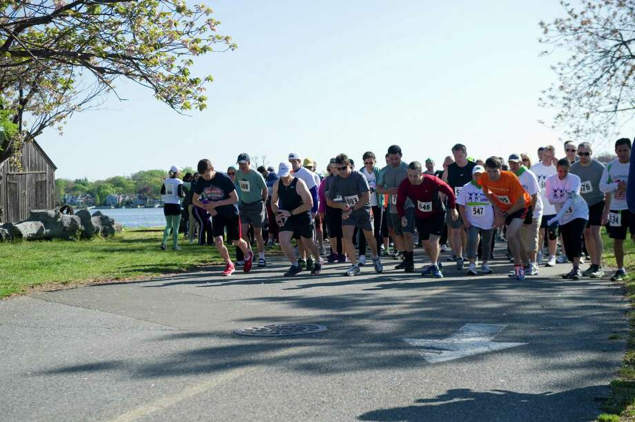 On Sunday, Lyme Research Alliance will host its 3rd annual Race Against Lyme 5K Walk/Run starting at Cove Island Park in Stamford. Find out more.  Photo: Keelin Daly / Stamford Advocate