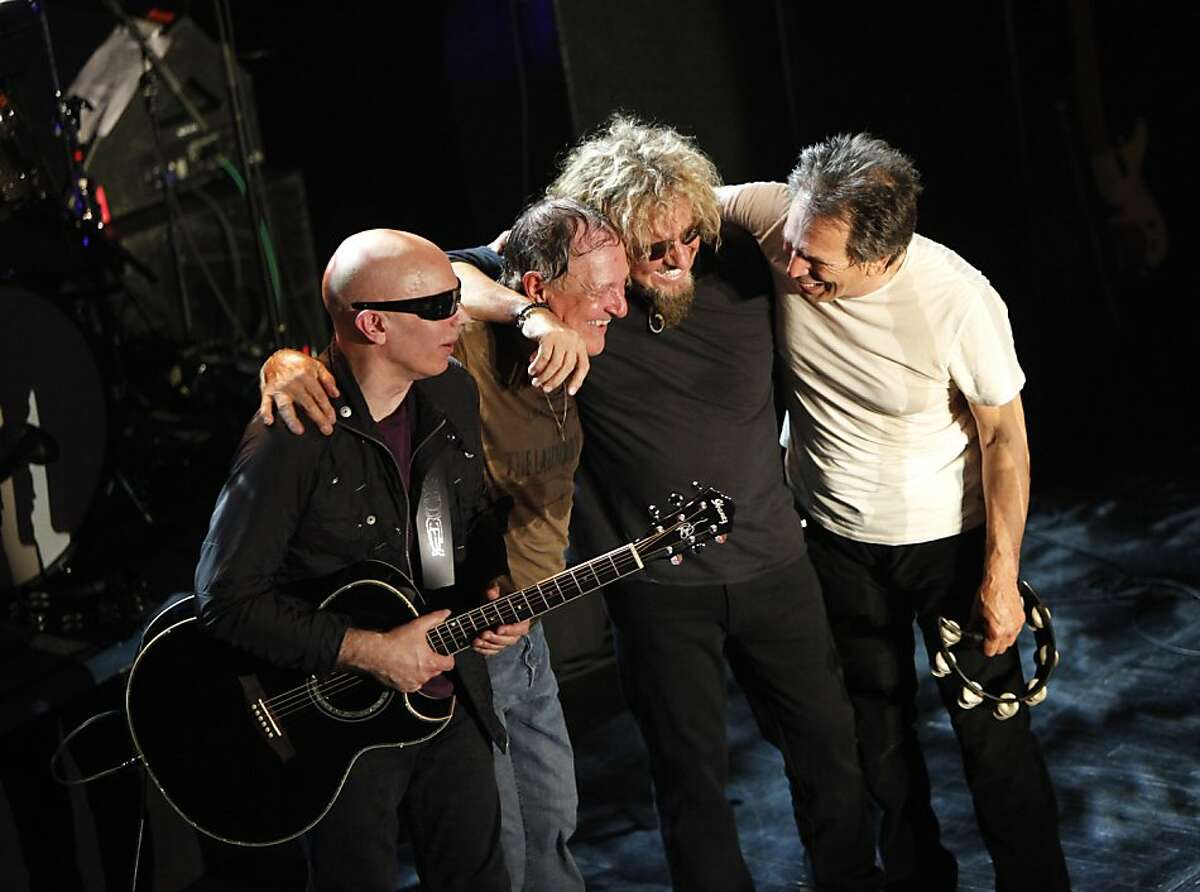 Montrose performs at the Ronnie Montrose Tribute Concert in San Francisco, Calif., on Friday, April 27th, 2012.