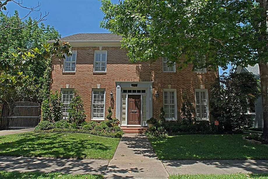 3104 Amherst  |  Greenwood King Properties  |  Agent: Cathy Blum |  (713) 524-0888  | Photo: GWK