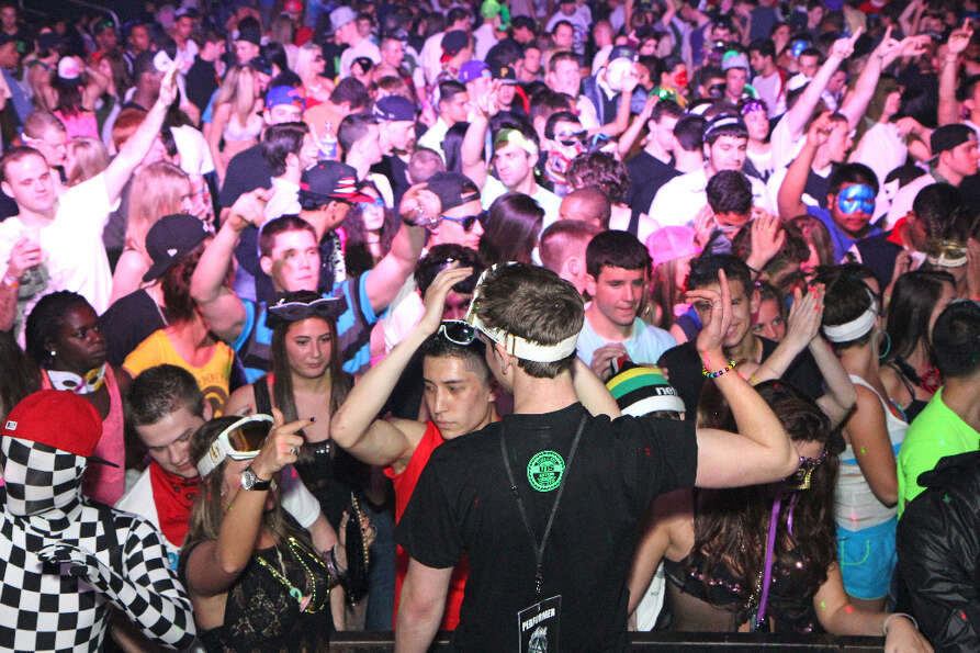 Were You Seen at the Masque-Rave Dance Party at the Washington Avenue Armory on Friday, April 27, 20